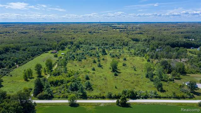 00 Gibbons Road, Grant Twp, MI 48032 (MLS #218045180) :: The Toth Team