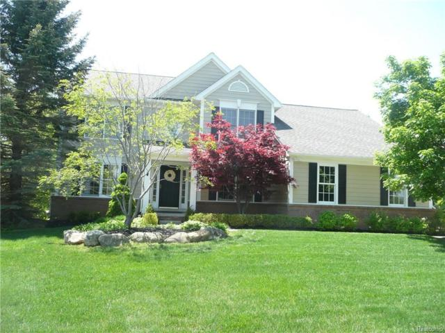 4150 Kenirey Lane, Oakland Twp, MI 48306 (#218045559) :: RE/MAX Classic