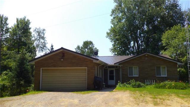 3805 E Hunt Road, Dayton Twp, MI 48744 (#218045667) :: Duneske Real Estate Advisors