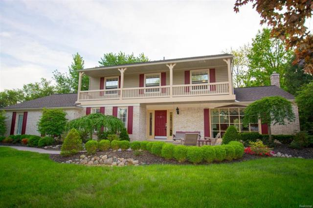 12425 Beacon Hill Drive, Plymouth, MI 48170 (#543257122) :: RE/MAX Classic