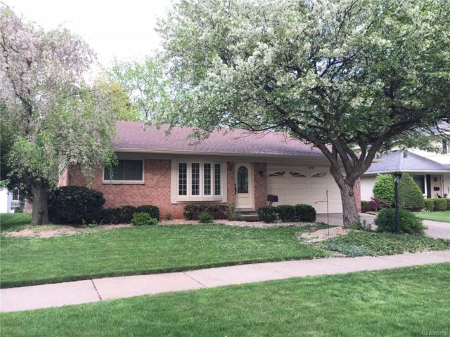 9298 Oakcliffe Dr., Plymouth Twp, MI 48170 (#218046064) :: RE/MAX Classic