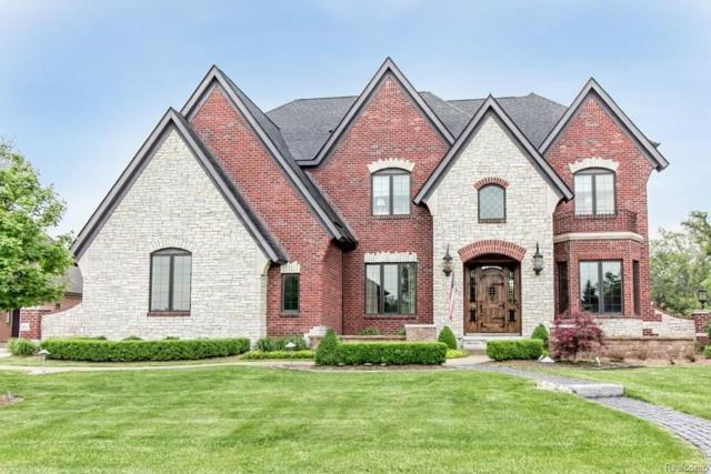 3589 Strathcona Drive, Rochester Hills, MI 48309 (#218046264) :: The Buckley Jolley Real Estate Team