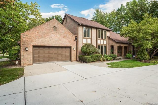 5121 Woodview Court, Dearborn, MI 48126 (#218046514) :: RE/MAX Classic