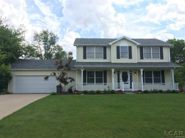 702 Derby Dr, Tecumseh, MI 49286 (#56031348689) :: The Mulvihill Group