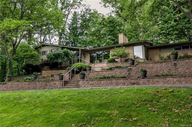 1360 Cedar Bend Drive, Bloomfield Twp, MI 48302 (#218046867) :: RE/MAX Classic