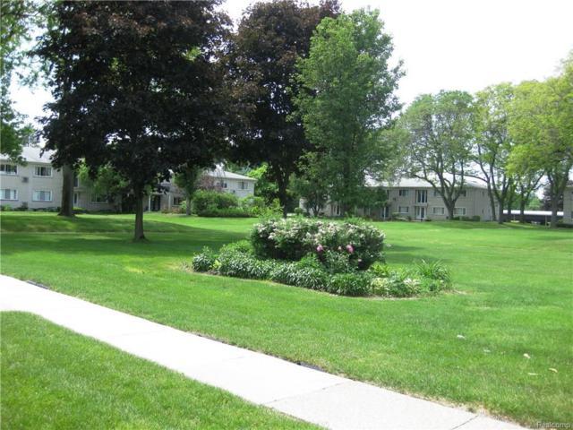 4113 Telegraph Road #222, Bloomfield Twp, MI 48302 (#218047032) :: Duneske Real Estate Advisors