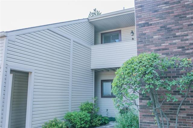 24132 Parke Lane B #10, Grosse Ile Twp, MI 48138 (#218047954) :: RE/MAX Classic