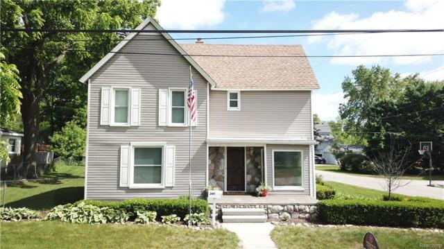 351 E Shadbolt Street, Lake Orion Vlg, MI 48362 (#218048081) :: RE/MAX Classic
