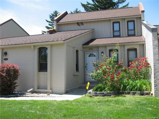 3004 Moon Lake Court #90, West Bloomfield Twp, MI 48323 (#218048320) :: RE/MAX Classic