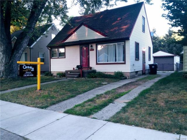 18638 Indian, Redford Twp, MI 48240 (#218048917) :: Duneske Real Estate Advisors