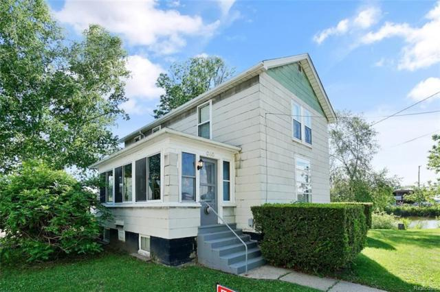 645 Broadway Street, Marine City, MI 48039 (#218050583) :: RE/MAX Classic