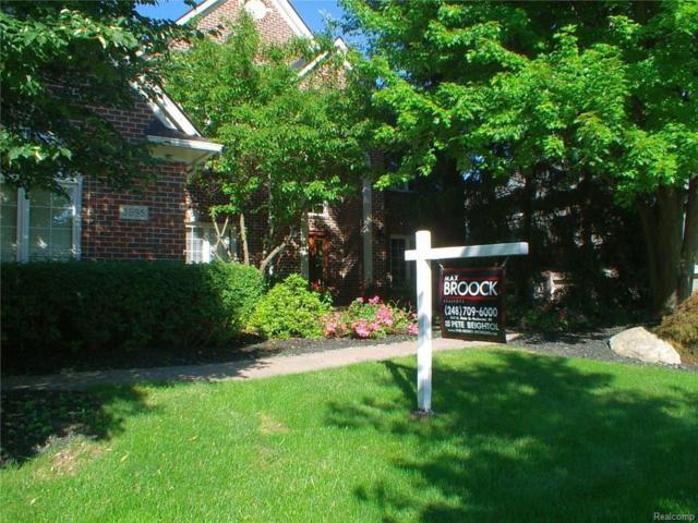 3695 Sleepy Fox Drive, Rochester Hills, MI 48309 (#218050588) :: Duneske Real Estate Advisors