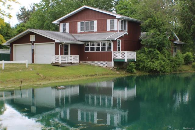3630 Hyde Road, Washington Twp, MI 48419 (#218050821) :: RE/MAX Classic