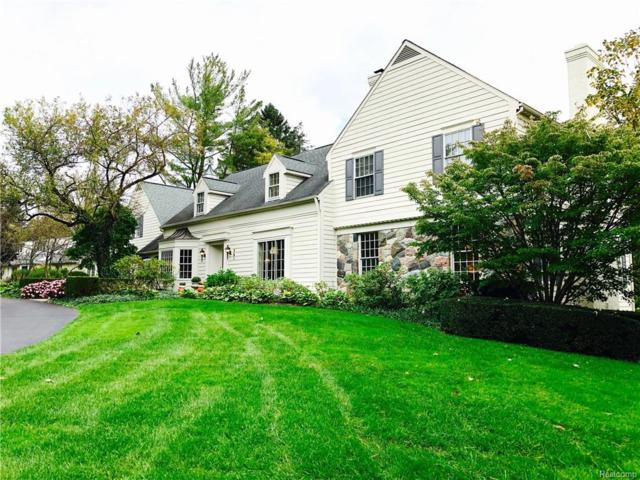 261 Barden Road, Bloomfield Hills, MI 48304 (#218051070) :: RE/MAX Classic