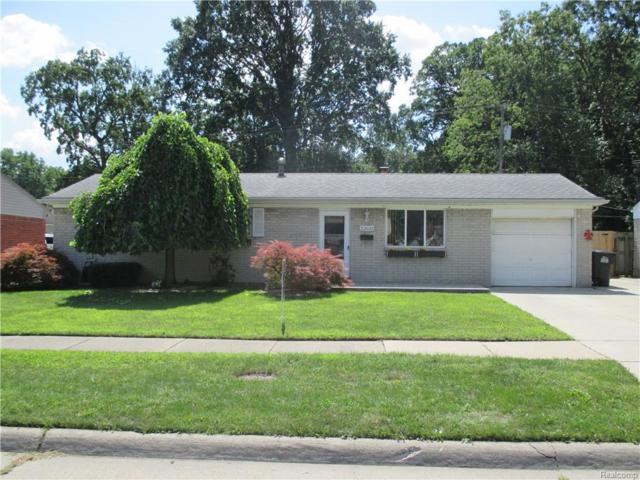 22035 Bernard Street, Taylor, MI 48180 (#218051313) :: Duneske Real Estate Advisors