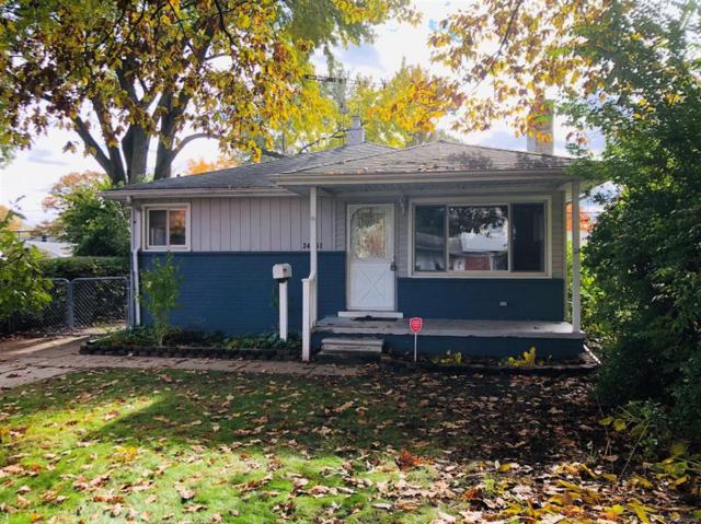 34851 Richard Street, Wayne, MI 48184 (#543257401) :: The Buckley Jolley Real Estate Team