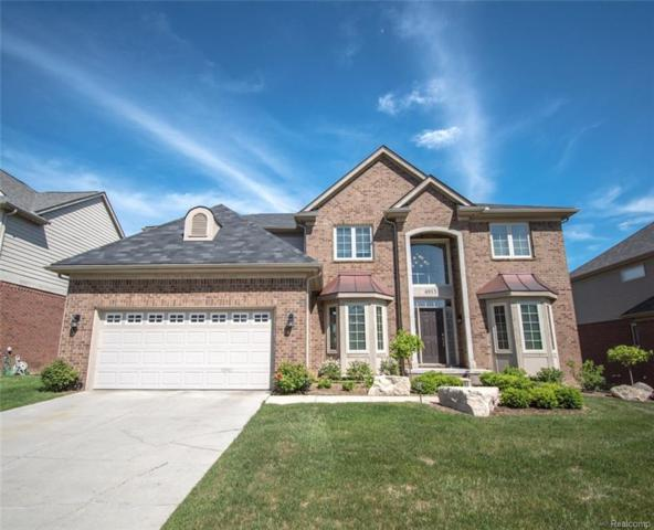 4913 Catalina Drive, Orion Twp, MI 48359 (MLS #218051887) :: The Toth Team