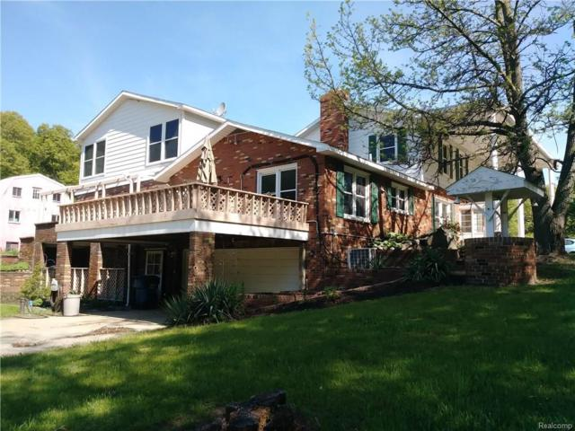 3790 Rohr Road, Orion Twp, MI 48359 (MLS #218053471) :: The Toth Team