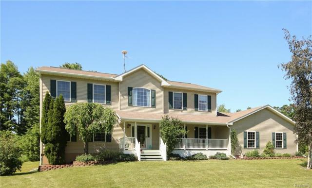 9110 Lamoreaux Road, Iosco Twp, MI 48836 (#218053531) :: Duneske Real Estate Advisors