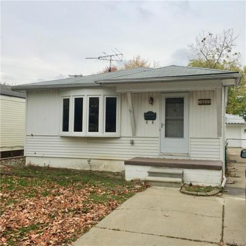 4613 Dudley Street, Dearborn Heights, MI 48125 (#218053567) :: The Mulvihill Group