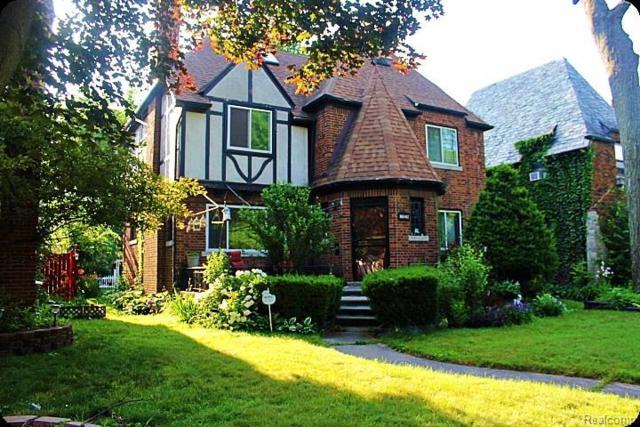 16842 Warwick Street, Detroit, MI 48219 (#218053654) :: RE/MAX Classic