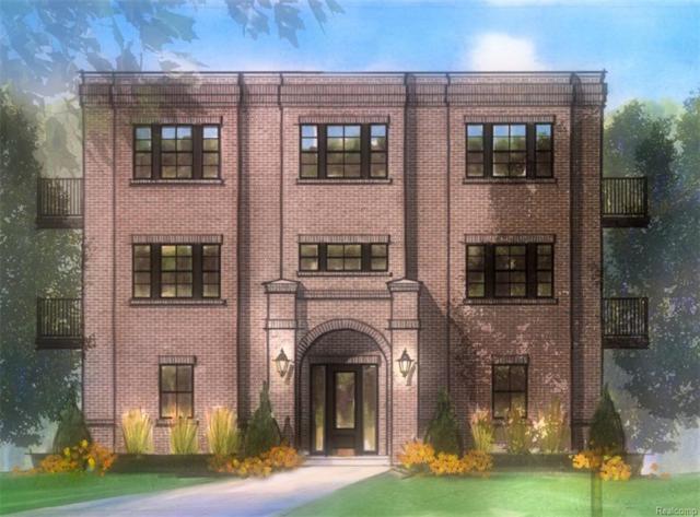 922 W Eleven Mile Road #6, Royal Oak, MI 48067 (#218053727) :: The Buckley Jolley Real Estate Team