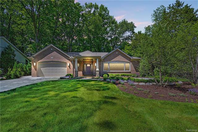 1484 Gracedale Drive, Rochester Hills, MI 48309 (MLS #218054058) :: The Toth Team