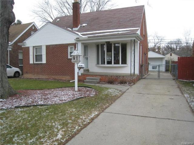 8244 Hazelton Street, Dearborn Heights, MI 48127 (#218054623) :: Duneske Real Estate Advisors