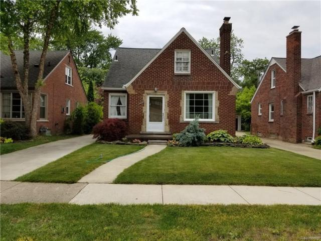 523 N Waverly Street, Dearborn, MI 48128 (#218054626) :: RE/MAX Classic