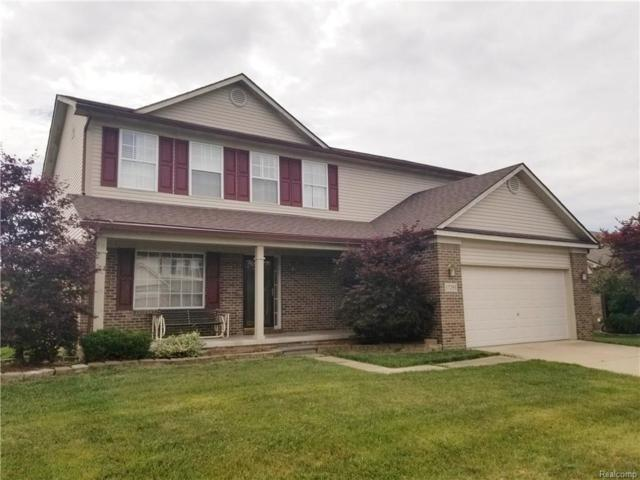 17293 Michigan Heights Drive, Brownstown Twp, MI 48174 (#218055747) :: RE/MAX Classic