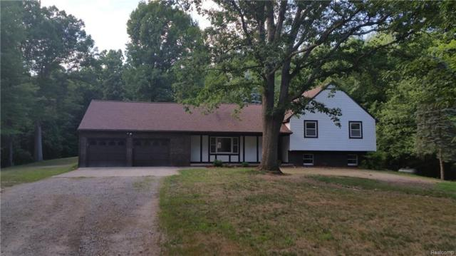 9249 Farrand Road, Forest Twp, MI 48463 (#218055844) :: The Mulvihill Group