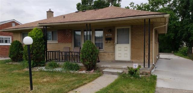 5114 Julius Boulevard, Westland, MI 48186 (#218057840) :: Duneske Real Estate Advisors