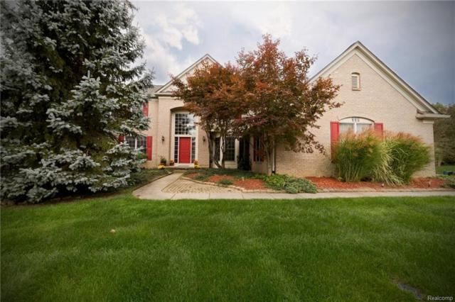 338 Westbourne Court, Canton Twp, MI 48188 (#218057953) :: RE/MAX Classic