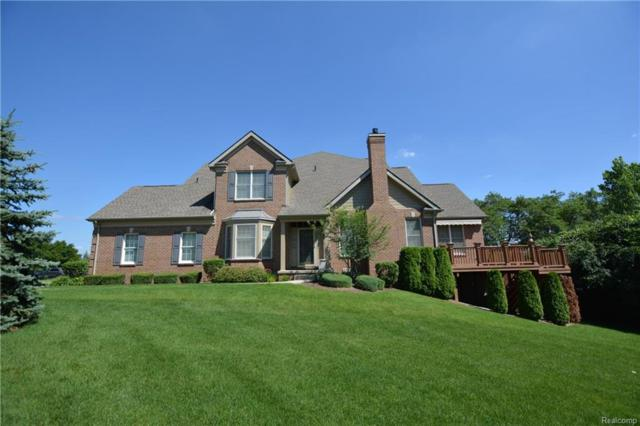45023 Broadmoor Circle S, Northville Twp, MI 48168 (#218059056) :: Duneske Real Estate Advisors