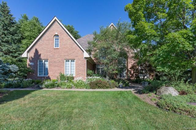 1806 Westridge Drive, Rochester Hills, MI 48306 (#218059766) :: The Buckley Jolley Real Estate Team