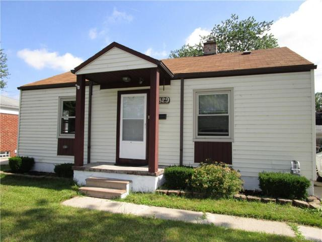 22829 E 13 Mile Road, Saint Clair Shores, MI 48082 (#218060152) :: RE/MAX Classic