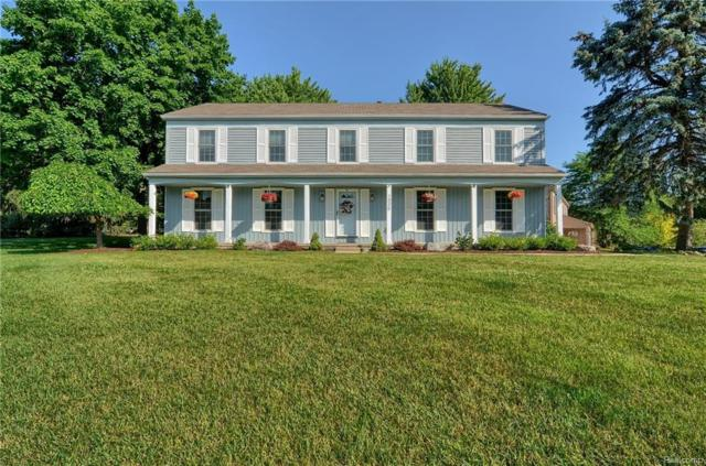 1330 N Acre Drive, Rochester Hills, MI 48306 (#218060224) :: Duneske Real Estate Advisors