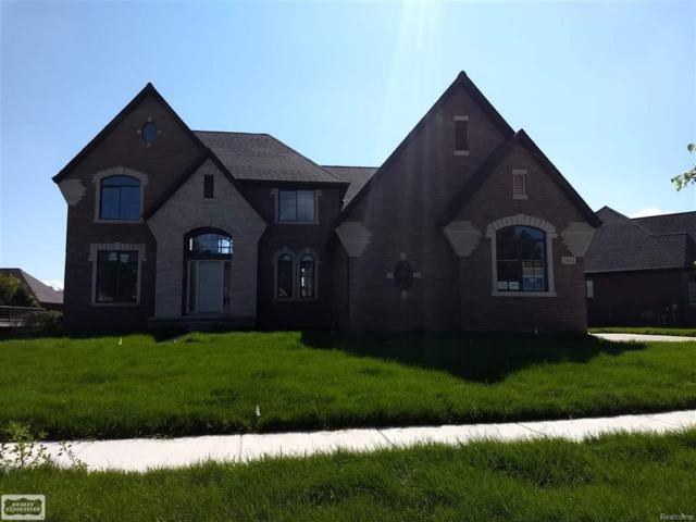 54614 Preston Pines Lane Lot #69, Shelby Twp, MI 48315 (#58031352651) :: Duneske Real Estate Advisors