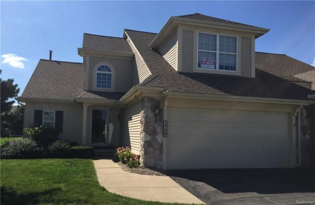 1750 Wentworth Drive, Canton Twp, MI 48188 (MLS #218061198) :: The Toth Team