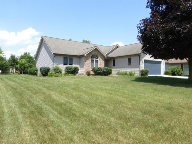 698 Lexington Drive, Saline, MI 48176 (#543258292) :: Duneske Real Estate Advisors