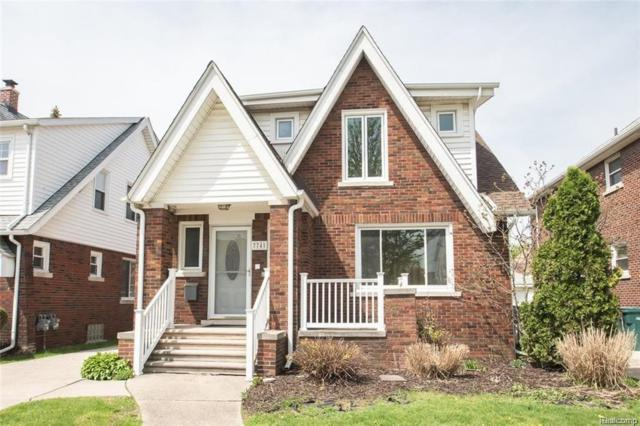 7741 Freda Street, Dearborn, MI 48126 (#218062407) :: The Buckley Jolley Real Estate Team