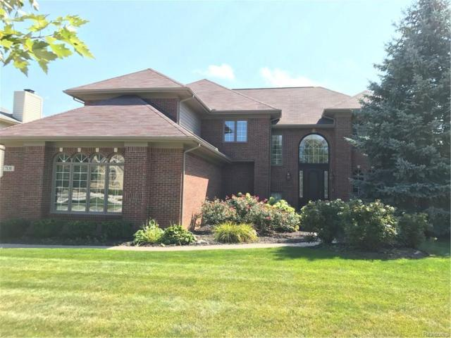 7131 Yarmouth Court, West Bloomfield Twp, MI 48322 (#218063309) :: RE/MAX Classic