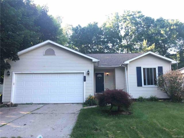 146 N Haven Street, Novi, MI 48377 (#218063524) :: RE/MAX Classic