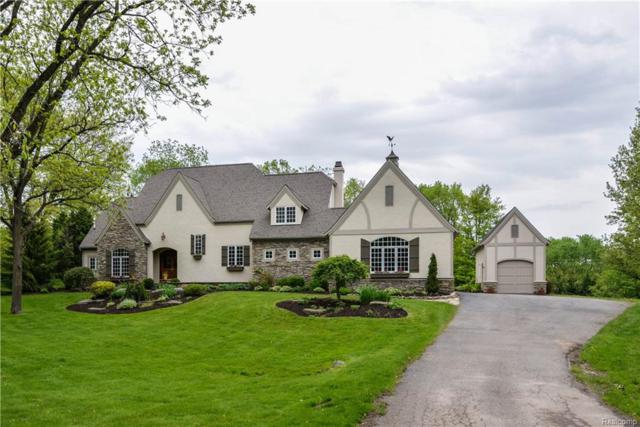 4263 Windmill Farms, Milford Twp, MI 48380 (MLS #218064097) :: The Toth Team