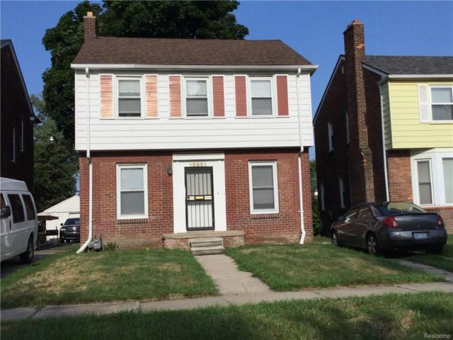 18961 Hartwell, Detroit, MI 48235 (#218064520) :: RE/MAX Classic