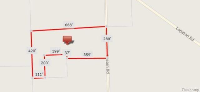 0 Hessen Road, Casco Twp, MI 48064 (#218064645) :: RE/MAX Nexus