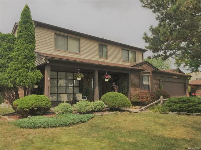 18160 Parkridge Drive, Riverview, MI 48193 (#218065156) :: RE/MAX Classic
