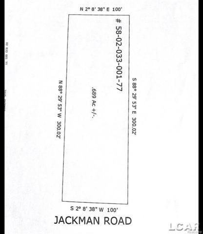 7025 Jackman, Bedford Twp, MI 48182 (#56031353714) :: Duneske Real Estate Advisors