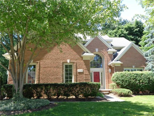 3732 Greenwood, Rochester Hills, MI 48309 (#218065230) :: RE/MAX Nexus