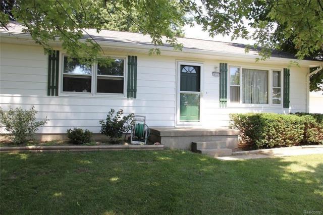 9732 Van Buren Road, Handy Twp, MI 48836 (#218065665) :: The Buckley Jolley Real Estate Team
